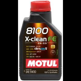 8100 X-CLEAN FE 5W30