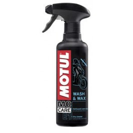 MC CARE ™ E1 WASH & WAX