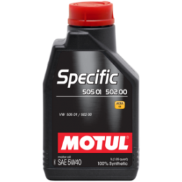 Specific 505 01 502 00 5W40
