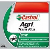 CASTROL AGRI TRANS PLUS 80W