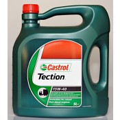 CASTROL TECTION 15W-40