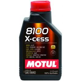 8100 X-cess 5W40