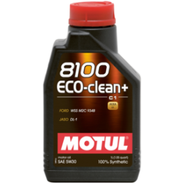 8100 Eco-clean+ 5W30