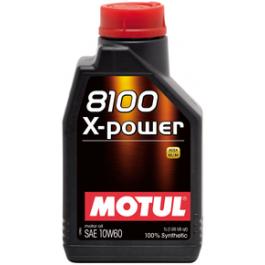8100 X-POWER 10W-60